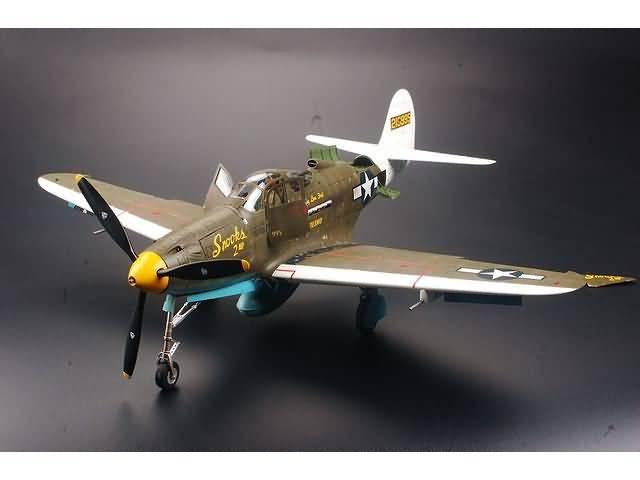Kitty Hawk 1//32 32013 P-39Q//N Airacobra 1943