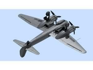 1/48 Ju 88A-4, WWII German Bomber